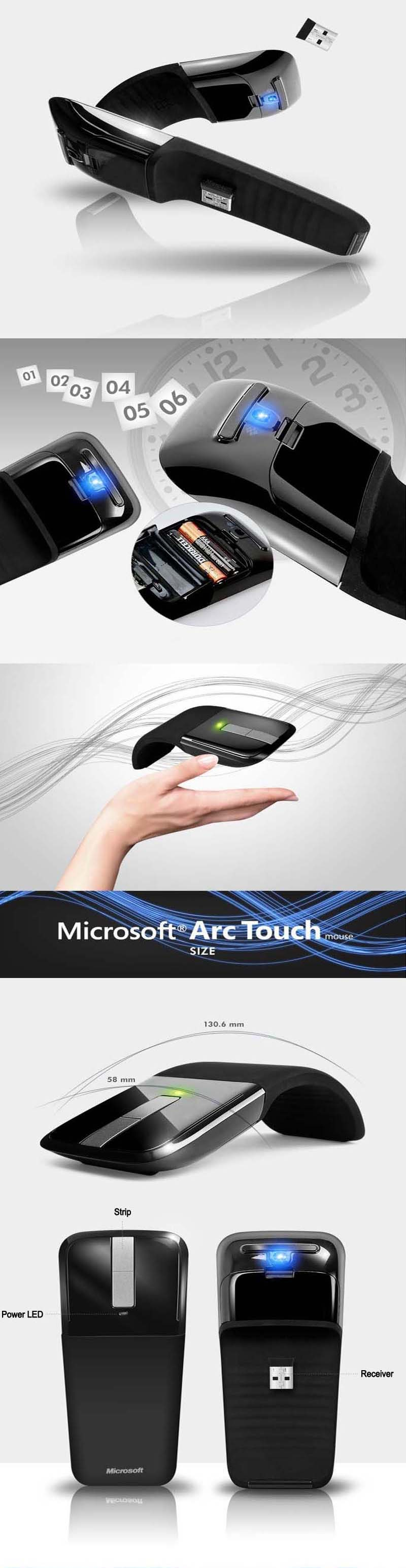 Microsoft Arc Mouse Model 1349 Driver Download