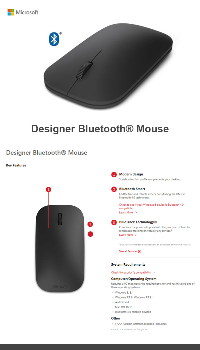 Microsoft Bluetooth Notebook Mouse 5000 Driver For Mac Rentalsday S Diary